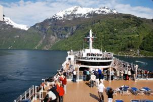 QV in Gerangerfjord