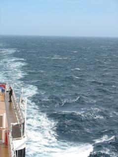 North Sea returning home